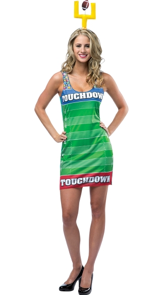 Touchdown Dress Costume