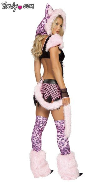Naughty Pussycat Costume
