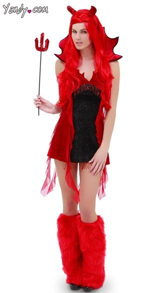 Darling Devil Costume