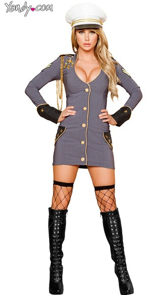 Military Mistress Costume
