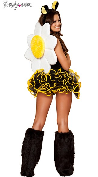 Bumble Bee Babe Costume