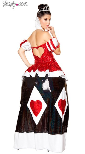 Deluxe Queen Cutie Costume