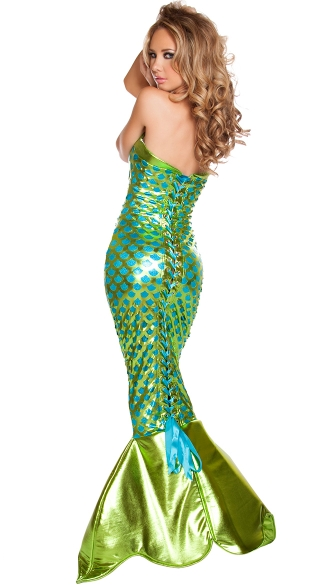 Sexy Sea Creature Costume
