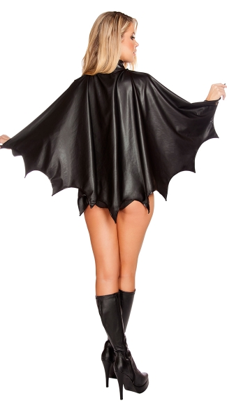Sexy Night Vigilante Costume
