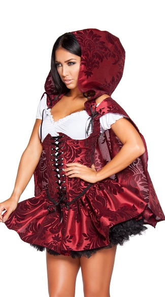 Lusty Lil\' Red Costume