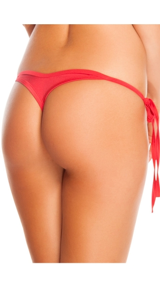 Low Rise Tie SideThong