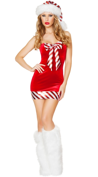 Santa\'s Candy Cane Costume