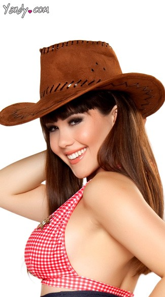 Sheriff Hat, Old West Hat, Cowgirl Hat