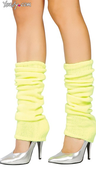 Solid Color Calf High Warmers