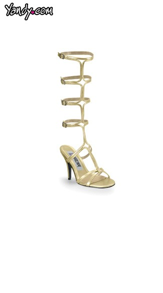 Grecian Fascination Gladiator Sandal