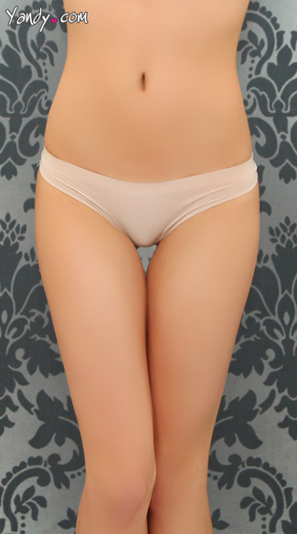 Nude Short Fuse Thong