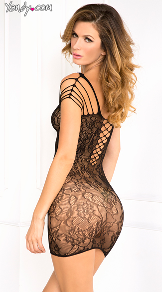 Off The Hook Lace Seamless Chemise