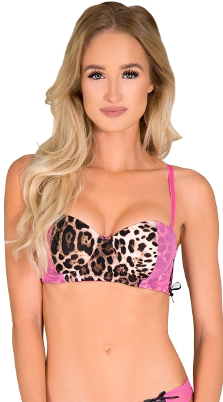 Laced Up Luvin Longline Bra