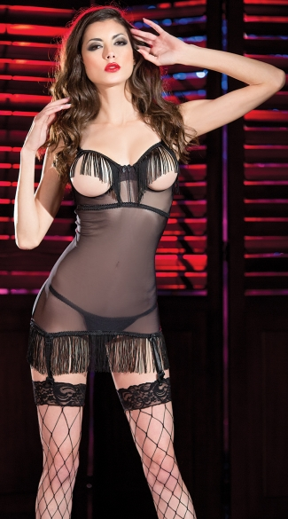 Bedroom Bordello Chemise
