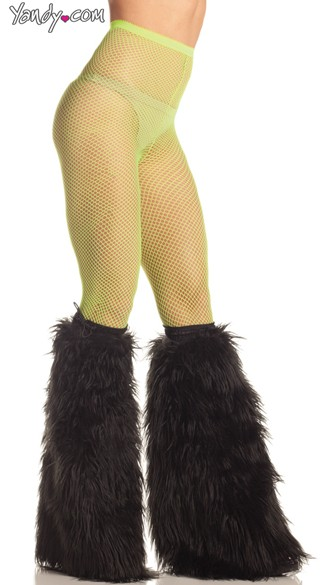 Fuzzy Boot Covers