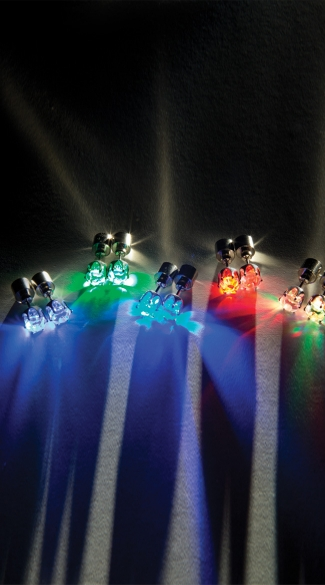 Light Up Rave Earrings