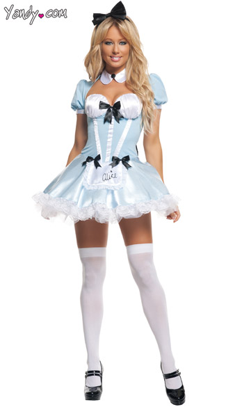 Party Alice Costume