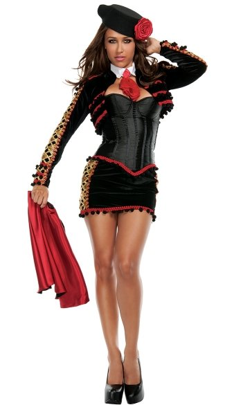 Madrid Matador Costume