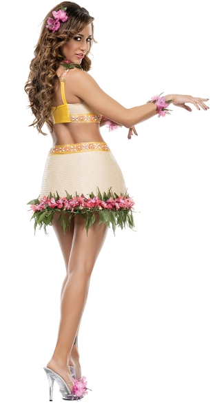 Hawaiian Goddess Costume