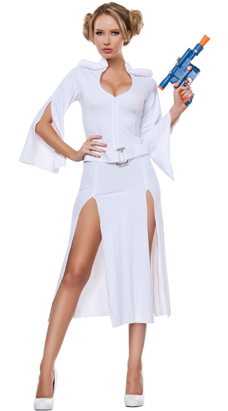 Galaxy Warrior Princess Costume, Outer Space Princess Costume