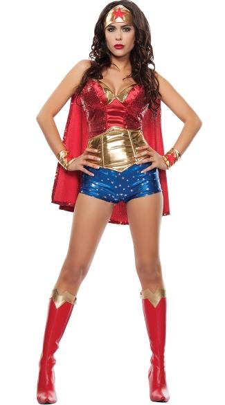 Superhero Babe Costume