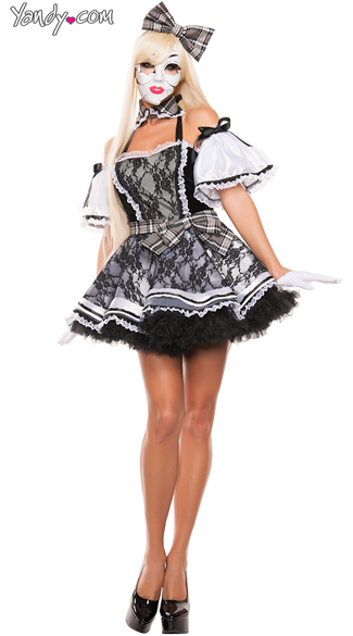 Play With Me Doll Costume