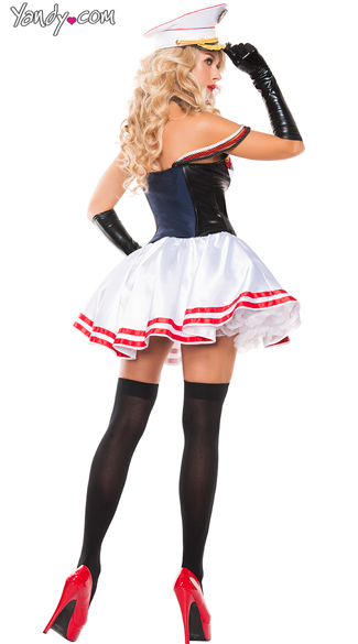 Mistress Sailor Costume