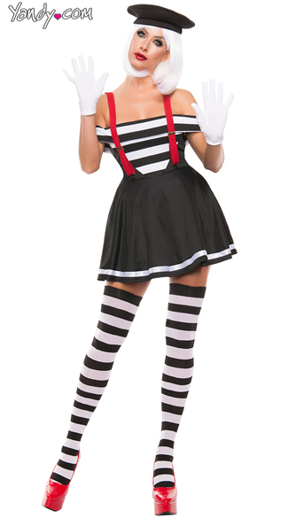 Will You Be Mime Costume