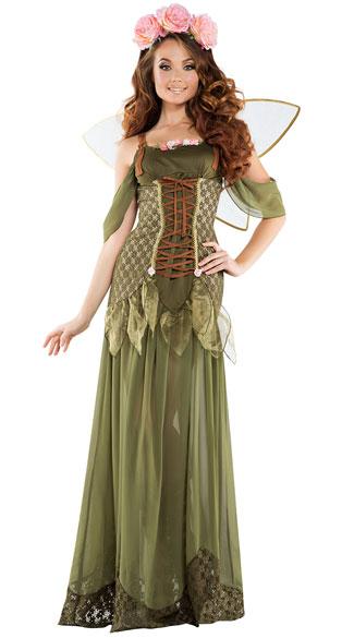 Rose Fairy Princess Costume Fairy Princess Costume Sexy