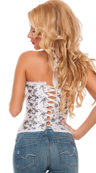 Plus Size Country Sweetheart Peasant Corset