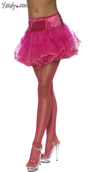 Tulle Hot Pink Petticoat