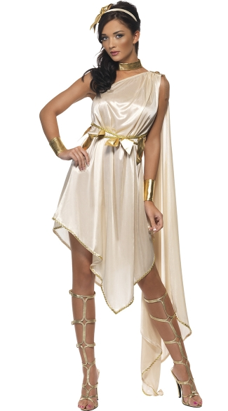 Enchanting Fever Goddess Costume