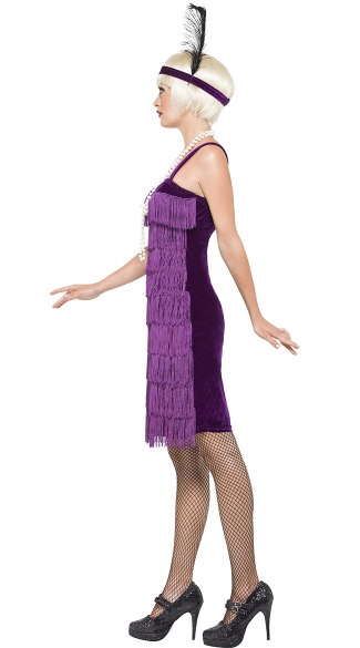 Sexy Jazz Flapper Costume
