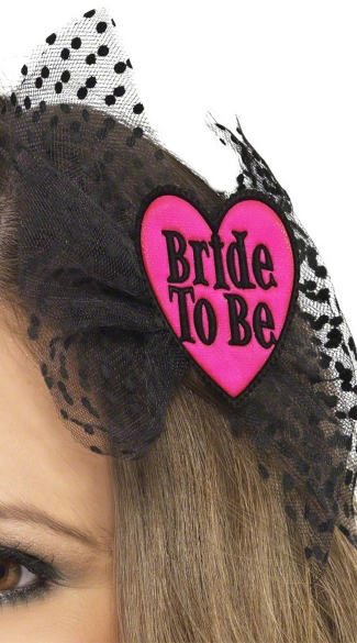 Bride To Be Hair Bow, Bachelorette Headbands, Bride to Be Accessories