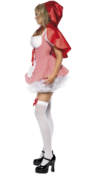 Little Miss Riding Hood Costume