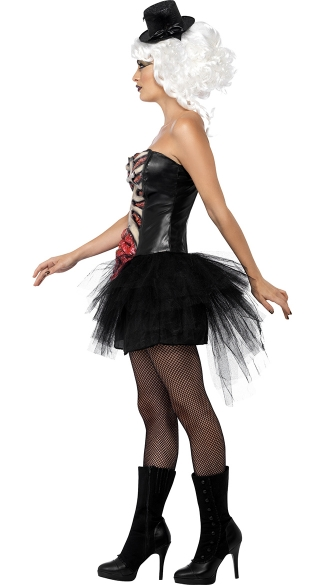 Burlesque Horror Show Costume
