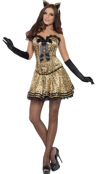 Purr-fect Kitty Costume