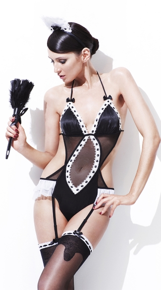 After Hours Maid Lingerie Costume