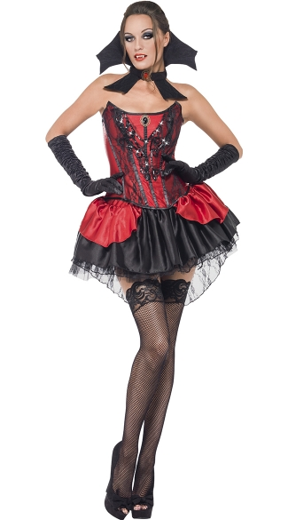 Seductive Vamp Costume