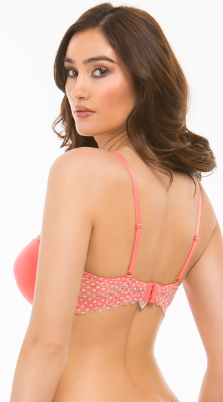 Convertible Push-Up Bra