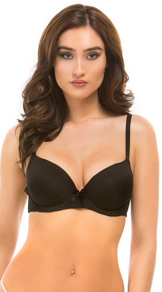 Spree Smooth Push-Up T-Shirt Bra