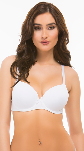 Spree Smooth Push-Up T-Shirt Bra, Push Up Bra, Smooth Bra