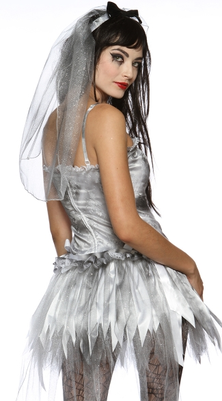 \'Til Death Do Us Part Zombie Bride Costume