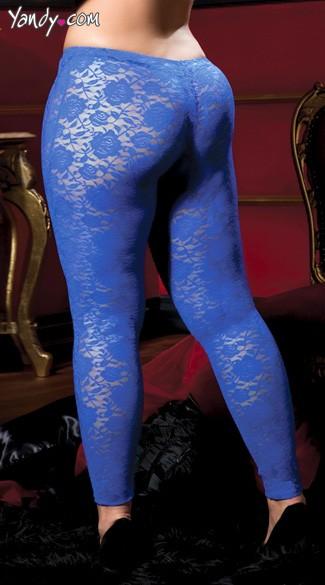 Plus Size Floral Lace Leggings, Plus Size Floral Leggings ...