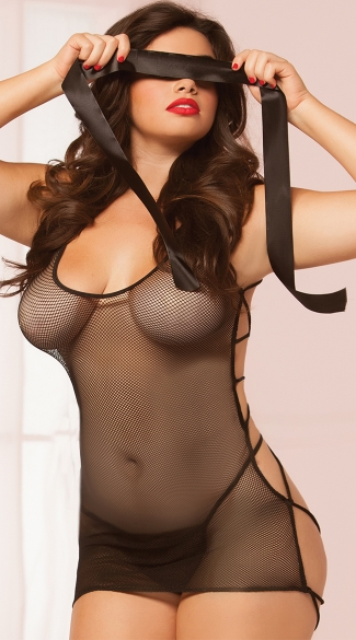 Plus Size Why Knot? Chemise Set