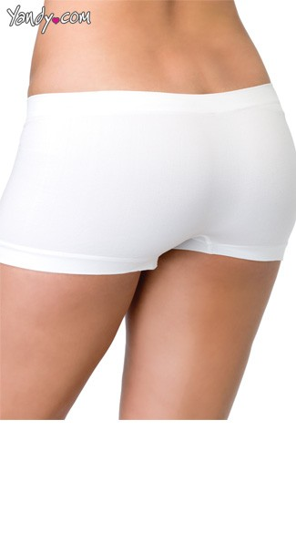 Seamless Lycra Hot Pants
