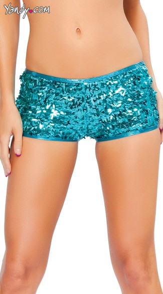 Sequin Short