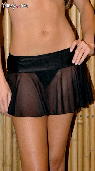 Sheer Mesh Mini Skirt, Mesh Cover Up Skirt, Mesh Swimsuit Skirt