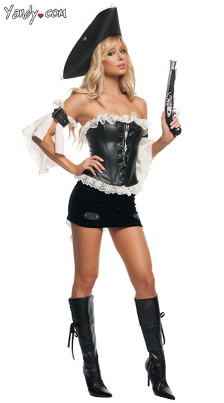 Pirate Plunderer Costume