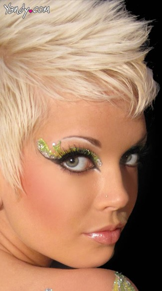 Tinkerbell Glitter Eye Kit